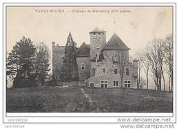 38 - VAULX MILIEU / CHATEAU DE MONTBALLY - Autres Communes