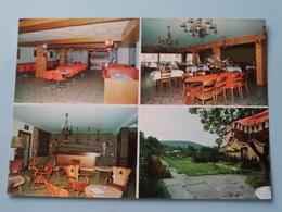 """"""" LES MYRTILLES """" Hotel-Restaurant Rue Du Vieux Marché VIELSALM ( Edit. Repro ) Anno 19?? ( Details Zie Foto ) ! - Vielsalm"""
