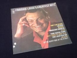 Vinyle 33 Tours Frankie Laine' S Greatest Hits (1974) - Vinyles