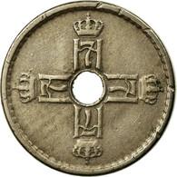 Monnaie, Norvège, Haakon VII, 25 Öre, 1950, TTB, Copper-nickel, KM:384 - Norvège