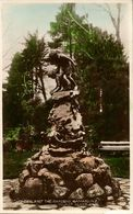New Zealand, OAMARU, Wonderland The Gardens (1930s) RPPC Postcard - New Zealand