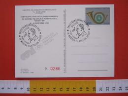 A.08 ITALIA ANNULLO - 1990 BORGOMANERO NOVARA SPORT ALDO LONGHI VELA CONI DIPINTO G. MICHETTI - Vela
