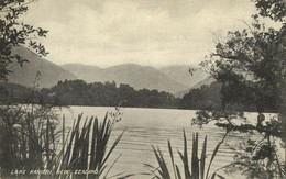 New Zealand, Lake Kanieri (1910s) Postcard - New Zealand