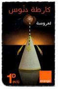 "Phonecard Télécarte Orange Tunisia Tunisie - "" Laroussa "" Telefonkarte Telefonica - Tunisia"