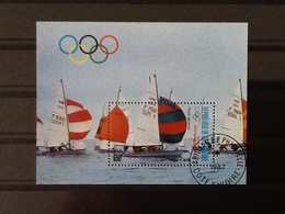 Cote D'Ivoir Pre Olympic Year 1987 - Ivory Coast (1960-...)