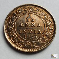 British India - 1/12 Anna - 1924 - India