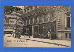 75 PARIS - 17ème, Bar De L'Etoile, Avenue De La Grande Armée - District 17