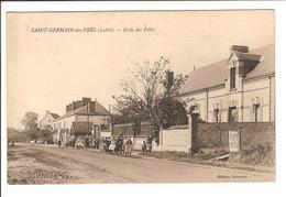 45 - Saint Germain Des Prés - Ecole Des Filles - France