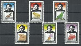 DOMINICA YVERT  1371/76    MNH  ** - Dominica (1978-...)