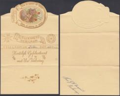 Pays-Bas 1950 - Télégramme Illustré  (6G) DC1914 - Télégraphes