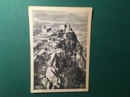 Cartolina Repubblica Di S.Marino - Basilica E Palazzo Governativo - 1952 - Cartoline
