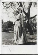 """RICHIAMO - EDIZ. A. DIENA TORINO - VIAGGIATA 1938 - ANNULLO A TARGHETTA """"VISITATE L'ITALIA"""" UFF. LIVORNO - Fotografia"""