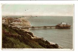 CPA - Carte Postale Royaume Uni-  Folkestone - Victoria Pier From The Leas-1943 VM352 - Folkestone