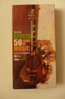 1960/2010 - 50 Years Of African Music. 50 Ans D'indépendances  /  20 CD - Musiques Du Monde