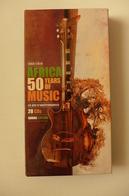 1960/2010 - 50 Years Of African Music. 50 Ans D'indépendances  /  20 CD - World Music