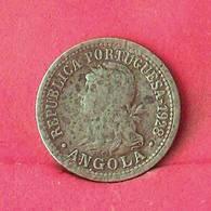 ANGOLA 2 MACUTAS 1928 -    KM# 67 - (Nº27591) - Portugal