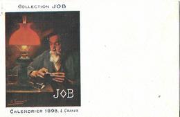 Calendrier (14 X 9 Cm) Collection JOB / 1898 / L. GRANER - Calendriers