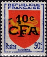 REUNION CFA Petite Collection */(o) De 12 Timbres-poste Réunion (CV 7,40 €) - Réunion (1852-1975)