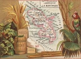 Chromo Martinique Fort De France - Fort De France