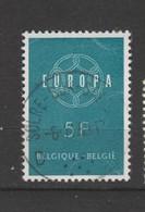 COB 1112 Oblitéré SOLRE-SUR-SAMBRE - Used Stamps