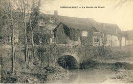 COMBS-LA-VILLE -- LE  MOULIN  DE  BREUIL - Combs La Ville