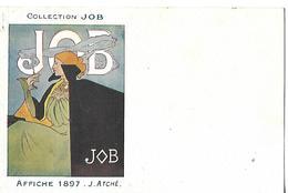 Affiche (14 X 9 Cm) / Calendrier /  Collection JOB / 1897/ J. ATCHE - Calendars