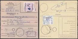 BELGIQUE BORDEREAUX ECOLE + 20Fr ELSTROM SPECIMEN 1979 (DD) DC-2055 - Belgique