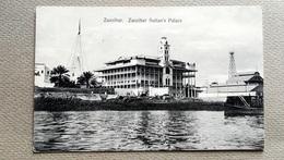 ZANZIBAR - SULTAN'S PALACE - Tanzanie