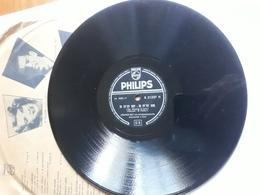 Philips  -  1954  Nr. B 21315  Johnnie Ray.  Orchestra Percy Faith - 78 G - Dischi Per Fonografi