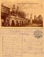 WLADIMIR WOLYNSKY [ VOLODYMYR-VOLYNSKY ] : FORNERSTRASSE / FORNER-UT - C. P. VOYAGÉE En 1916 Par POSTE MILITAIRE (aa418) - Ukraine