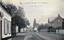 Heist-op-den-Berg - S.B.P. N° 4 - Rue De La Montagne - Arrêt Du Tram - Heist-op-den-Berg