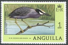 Anguilla. 1977 Wildlife. 1c MH. SG 274 - Anguilla (1968-...)