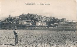 PUIGCERDA - VISTA GENERAL  (C P DE CARNET) - Gerona