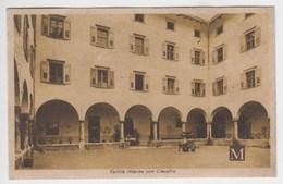 Cortile Interno Con Claustro - Trento