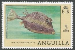 Anguilla. 1977 Wildlife. 5c MH. SG 278 - Anguilla (1968-...)