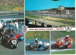 ČehoSlovaška Republika- GP Brno (Mistrostvi Sveta Motocyklu A Sidecaru) - Sport Moto