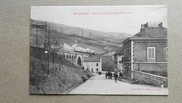 01 - BELLEGARDE - VIADUC DU CHEMIN DE FER ET LE CREDO - Bellegarde-sur-Valserine