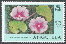 Anguilla. 1977 Wildlife. 50c MH. SG 285 - Anguilla (1968-...)