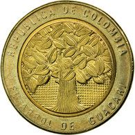 Monnaie, Colombie, 500 Pesos, 2005, TTB, Bi-Metallic, KM:286 - Colombie