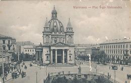 WARSZAWA - PLAC S-GO ALEKSANDRA - Pologne