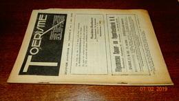 #20662 [Boek - Tijdschrift] Toerisme, Zevende Jaargang, Nummer 9, 1 Mei 1928 / Redactie Stan Leurs Genk - Tourisme