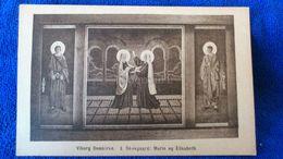 Viborg Domkirke J. Skovgaard Marie Og Elisabeth Denmark - Danimarca