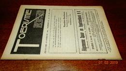 #20663 [Boek - Tijdschrift] Toerisme, Zevende Jaargang, Nummer 9 [= 10!], 15 Mei 1928 / Redactie Stan Leurs Genk Chevron - Tourisme