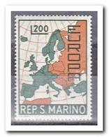 San Marino 1967, Postfris MNH, Europe, Cept - Ongebruikt