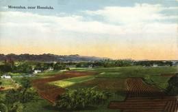 Hawaii, HONOLULU, Maonalua (1910s) Postcard - Honolulu