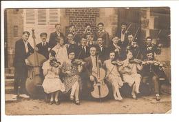 08 - Neufmanil - La Symphonie De 1923/1924 (carte Photo) - France