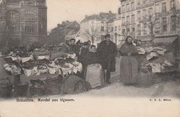 Bruxelles Marchand Des Legumes ??? - Petits Métiers