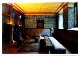 #25 Sultan's Library Of St. Sophia - Istanbul, TURKEY - Postcard - Antigüedad