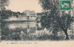 CPA - France - (37) Indre Et Loire - Amboise - Vue Sur Le Château - Amboise
