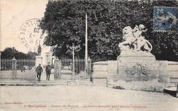 MONTPELLIER     ENTREE DU PEYROU - Montpellier